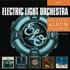 Original Album Classics [Electric Light Orchestra] [1 disc] New CD