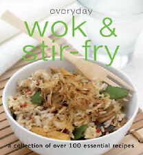"Everyday Wok and Stir Fry  ""AS NEW"" Book"