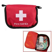 Mini Medical Bag First Aid Kit Pack Travel Survival Treatment Rescue Outdoor Hot