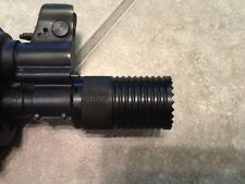 Tactical Crown Muzzle Device 26x1.5mm LH 7.62x39 5.45x39 - Damage Industries