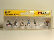 15811 Noch Playing Children H0 Gauge Model Railway Layouts, Displays & Dioramas