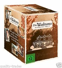 ❏ The Waltons Complete Series 1- 9 DVD Collection Complete  ❏ 1 2 3 4 5 6 7 8 9