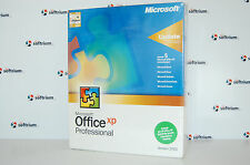 » MS MICROSOFT OFFICE XP PRO PROFESSIONAL UPDATE BOXVERSION MIT RG./MWST