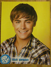 Zac Efron, Full Page Pinup