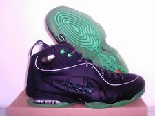NIKE AIR 1/2 HALF CENT ONE LIL PENNY HARDAWAY BLACK GREEN FOAMPOSITE SHOES 11 US