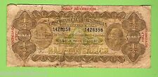 1923 MILLER/COLLINS AUSTRALIAN HALF SOVEREIGN BANKNOTE A2 428358