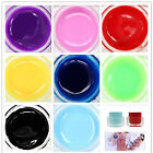 Pure Colors Shiny Extension Nail Art UV Gel Builder Tips Glue Manicure uf