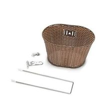 Pelago Synthetic Twine Bicycle Basket with Stainless Steel Fixings