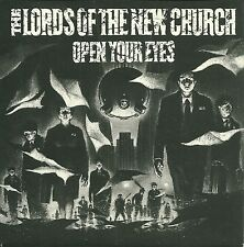 "THE LORDS OF THE NEW CHURCH Open Your Eyes 7"" 1982 Punk GOTH Dead Boys DAMNED"
