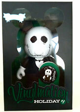 "DISNEY VINYLMATION 9"" HOLIDAY 1 JACK SKELLINGTON NIGHTMARE BEFORE CHRISTMAS PIN"