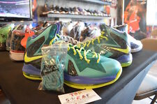 Nike Lebron X Elite Sprite 11.5 basketball nba lebron james retro new basketball