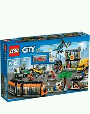 LEGO CITY - 60097 - TOWN SQUARE - BRAND NEW & SEALED
