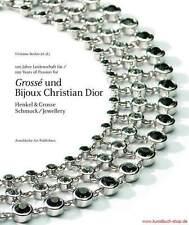 Fachbuch Henkel & Grosse Pforzheim, Bijoux Christian Dior, Schmuck, tolles Buch