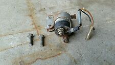 75 Honda CB750 CB 750  Electric Starter Relay Solenoid switch. ...with bolts!!