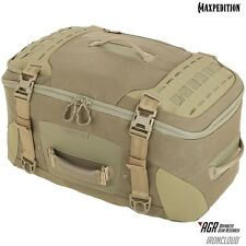 Maxpedition MXRCDTAN IRONCLOUD Adventure Travel Bag, Tan