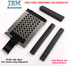 "Hard Drive.HDD.Cover.Caddy.T60.T60p.T61.T61p. 14"" .Lenovo.IBM.Thinkpad.FULL KIT"