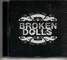 (DH100) Broken Dolls, Broken Dolls - 2007 DJ CD