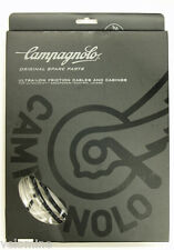 Campagnolo 9 10 11 Speed  Cable Kit for Ergo Shifters & Brakes Black Housing