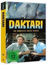 Daktari - Die komplette zweite Staffel [7 DVDs](NEU/OVP)Der Tierarzt Dr. Marsh T