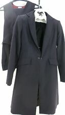 Reed Hill Saddleseat Ld 3p suit Navy Pin  poly size 16 - USA