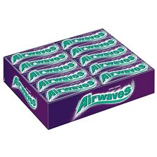 30 x Wrigley´s Airwaves Chewing Gum (COOL CASSIS) **BRAND NEW + BEST PRICE**