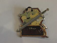 DISNEY STORE EUROPE MULAN MUSHU SWORD SERIES PIN LE 1250