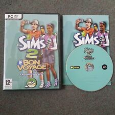 The Sims 2 Bon Voyage Expansion Pack PC DVD ROM / Windows
