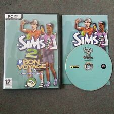Les sims 2 bon voyage expansion pack pc dvd rom/windows