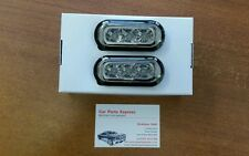 FORD FIESTA MK6 2001 - 2008 Affumicato LED Laterale Ripetitore Set Inc ST