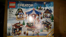 LEGO Creator Winter Village Market (10235) - New in sealed Box *Some Damage*