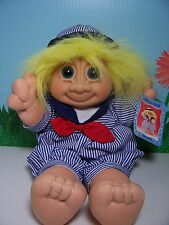 "SKIPPY IN SAILOR SUIT- 12"" Russ Troll Doll Kidz - NEW STORE STOCK - Rare"