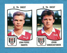FOOTBALL 90 BELGIO Panini - Figurina-Sticker n. 372 - K. TH. DIEST -New