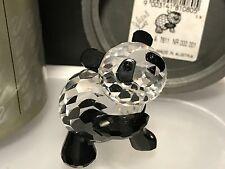 Swarovski Figur PandaBär Mutter 5 cm mit Ovp & Zertifikat ! Top Zustand !
