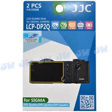 JJC LCD Screen Display Protector Film For Sigma DP0 DP1 DP2 DP3 Quattro Camera