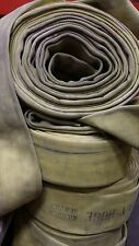 FIRE HOSE 8.25 WIDE BOAT DOCK BUMPER RAILING MOORING GUARD ROPE LINE BY THE FOOT