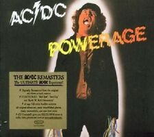 "AC/DC ""POWERAGE"" CD SPECIAL DIGIPACK EDITION NEUWARE"