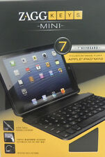 "ZAGGKeys MINI 7 for Apple iPad Mini - 7"" Bluetooth Keyboard & Case"