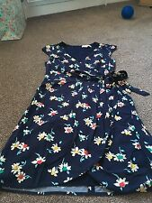 Pepperberry Navy Dress 8rc