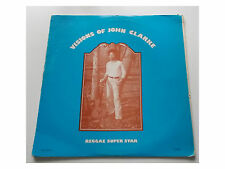 John Clarke ‎– Visions Of John Clarke - LP - Made in Jamaica