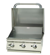 "BULL 24"" Built In Commercial Style Griddle #97009 NATURAL GAS WE BEAT ANY PRICE!"