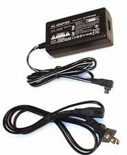 AC-PW10 AC Adapter for Sony DSLR-A550 DSLR-A560 A580 SLT-A77 SLT-A77V SLT-A77VQ