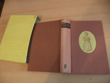 OLD VINTAGE FOLIO SOCIETY BOOK MIDDLEMARCH 1972 GEORGE ELIOT INTERIOR DESIGN