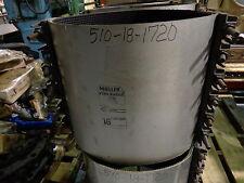 """Mueller 510-18-1720 Xtra Range pipe repair clamp 16 inch pipe unused 18"""" long"""
