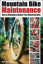 Mountain Bike Maintenance: Maintaining And Repairing the Mountain Bike-ExLibrary