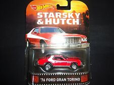 Hot Wheels Ford Gran Torino 1976 Starsky and Hutch 1/64
