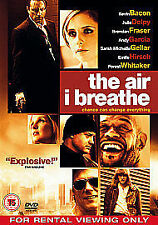 THE AIR I BREATHE DVD FAST DISPATCH USED PREOWNED
