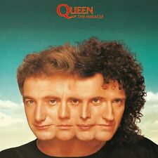 QUEEN ~ THE MIRACLE ~ 180gsm HALF-SPEED REMASTERED VINYL LP ~ *NEW AND SEALED*