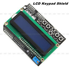 Hot Sale 1Pcs LCD Board 1602 Keypad Shield for Arduino UNO R3 Mega2560 R3 Robot