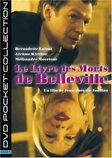 24665 /LE LIVRE DES MORTS DE BELLEVILLE DVD NEUF SOUS BLISTER