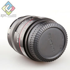 35mm F1.6-16 Manual Lens for Sony E Mount NEX 3N 5R 5T 6 7 A6300 A6000 A5100 A50